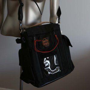 Porta Brace Photo Bag Black Made in USA NWT